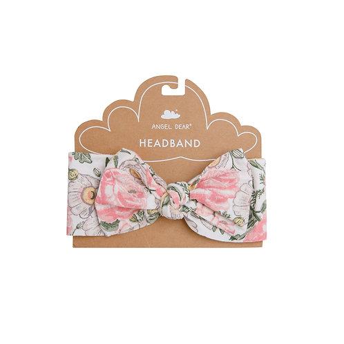 Angel Dear Traditional Floral Headband Multi