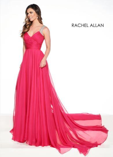 Rachel Allan 5082 Fuchsia
