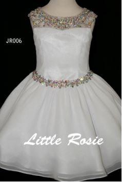 Little Rosie JR006 White