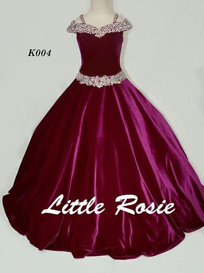 Little Rosie K004 Magenta