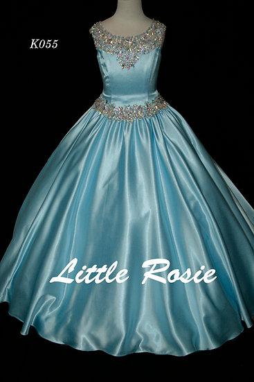 Little Rosie K055 Ice Blue
