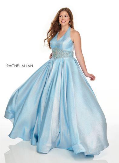 Rachel Allan 7239 Light Blue