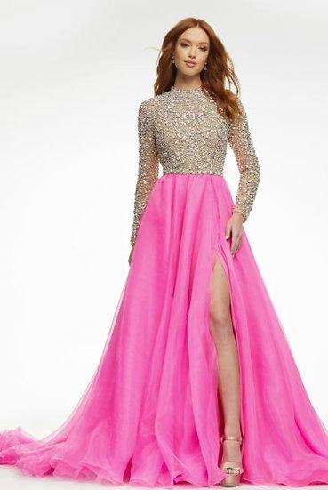 Ashley Lauren 11065 Hot Pink