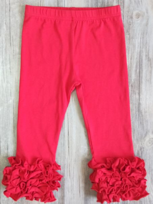 Serendipity Icing Leggings Red