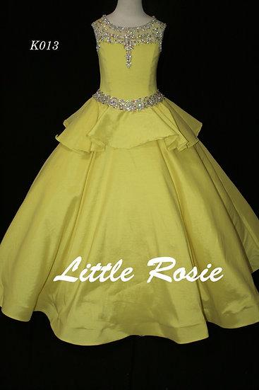 Little Rosie K013 Yellow