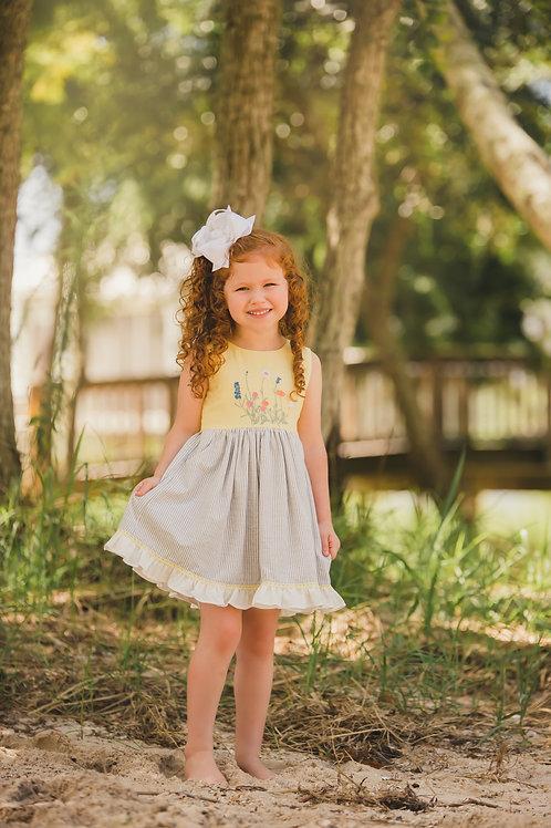 Evies Closet Daisy Days Dress