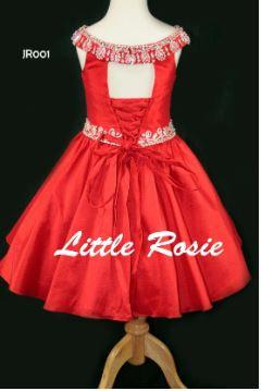 Little Rosie JR001 Red