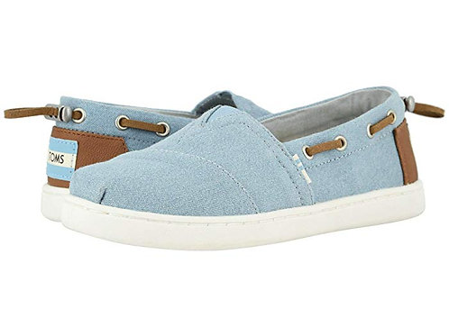 Toms Bimini Denim/Synthetic Trim