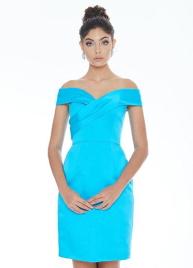 Ashley Lauren 4291 Turquoise