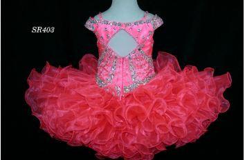 Little Rosie SR403 Neon Coral*