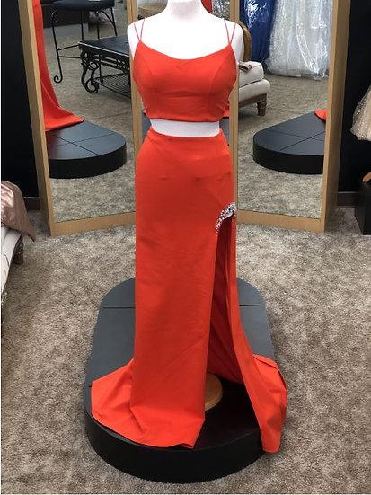 Sherri Hill 53602 Orange