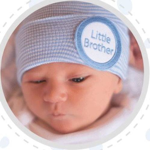 ilybean Striped Little Brother Hat