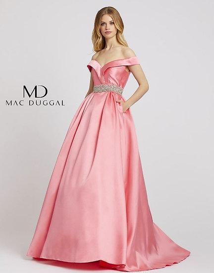 Mac Duggal 66717 Coral