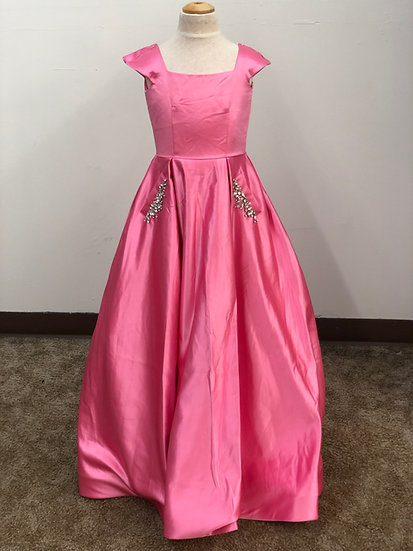 Sherri Hill K53840 Candy Pink