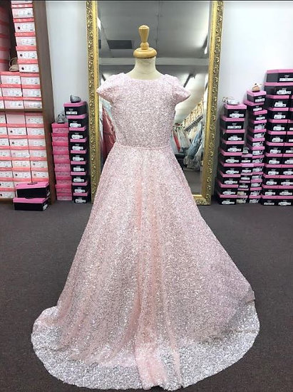 Sherri Hill K53863 Light Pink