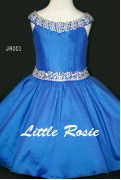 Little Rosie JR001 Royal