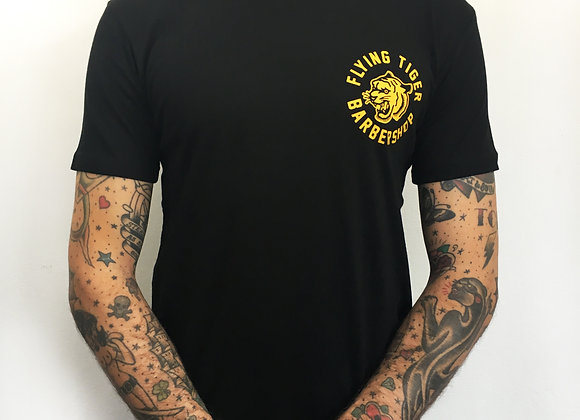The Original FTB Shirt – Black & Gold