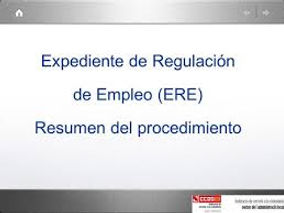 Expediente de regulación Arias Leiro Abogados