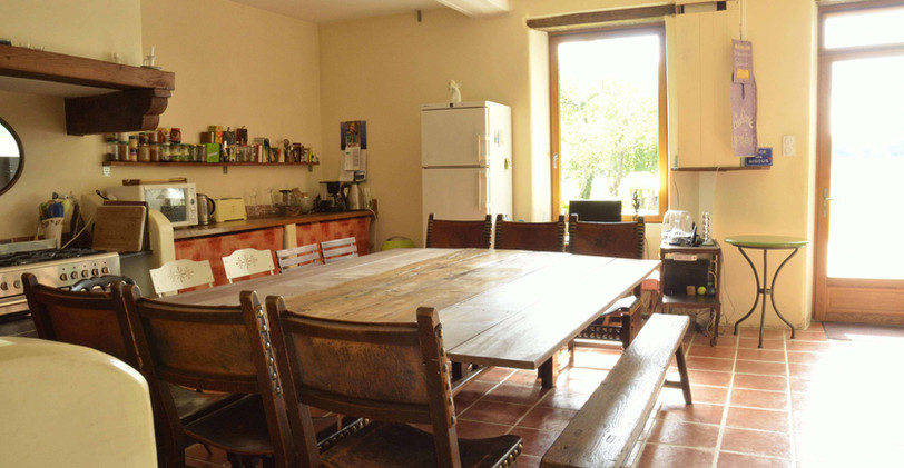 cuisine grande table