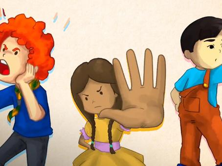 Lunetas - Música mostra às crianças como se proteger contra abuso sexual