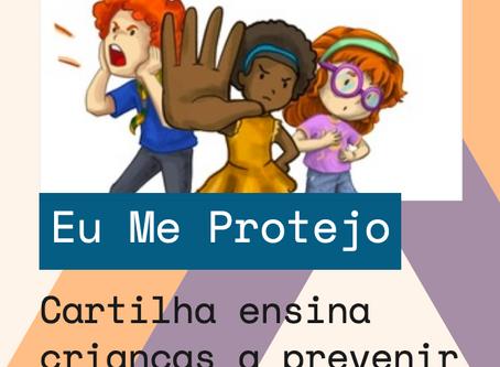 Cartilha ensina crianças a prevenir abusos sexuais (UOL)