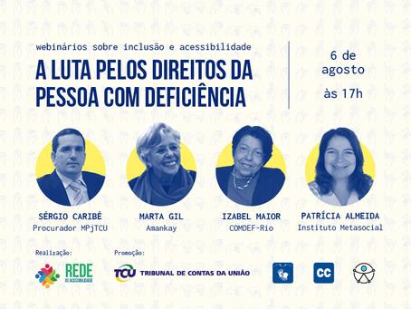 A Luta Pelos Direitos das Pessoas com Deficiência (TCU)