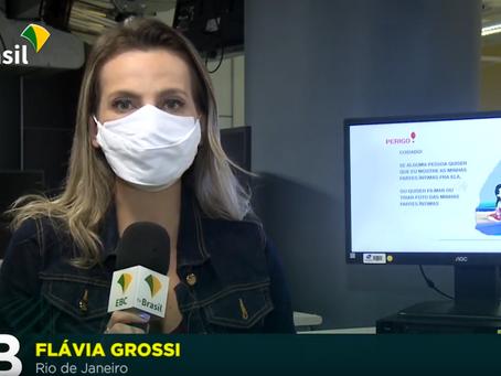 Cartilha alerta crianças sobre como se proteger de violência sexual (TV Brasil)