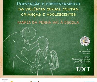 TJDFT e GDF promovem palestras de prevenção à violência sexual contra crianças e adolescentes