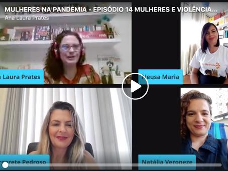 Mulheres na Pandemia - Mulheres e violência sexual