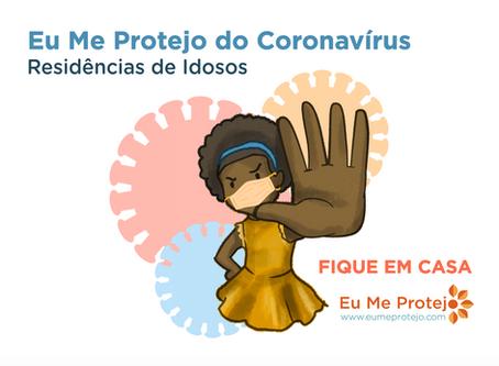 Coronavírus e as residências de idosos