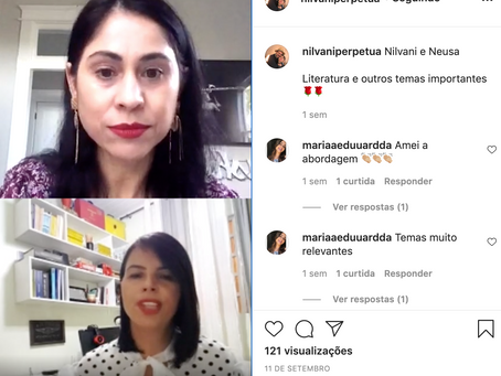 Neusa Maria fala sobre violência doméstica