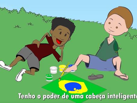 G1 - 'Meu corpinho é meu': projeto de brasilienses ensina crianças a se protegerem de abusos