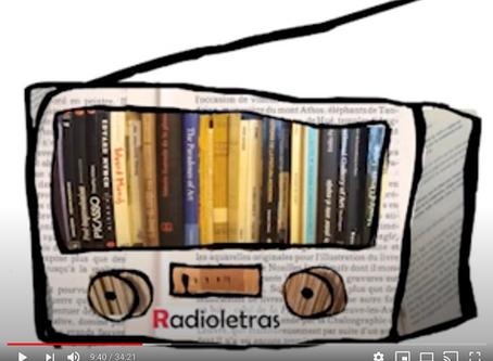 Eu Me Protejo no Programa Mosaico, da Radioletras