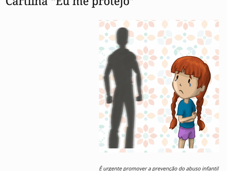 """Cartilha """"Eu me protejo"""": educar para prevenir o abuso na infância (UOL)"""