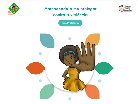 """Projeto """"Eu me protejo"""" busca prevenir a violência contra crianças - Sintonia Nacional/EBC"""
