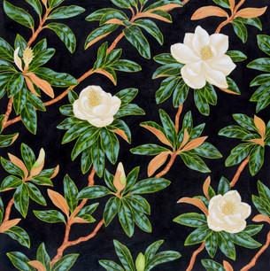 Magnolia repeat block design