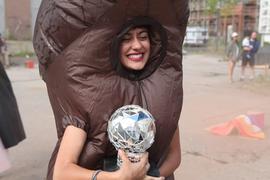 Diletta ,winner of Coppa Narciso 2017