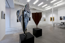 installation view of Empires Ago at Anna Laudel Contemporary in Istanbul