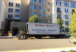 Apartment move Brother Movers