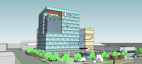 안성 ATMI 공장