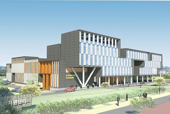 농축산용 미생물산업 육성지원센터 현상설계