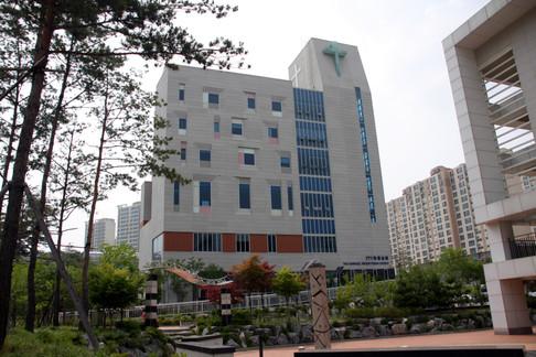 성남 판교 한울교회(기본설계)