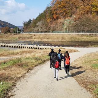 19.11.15 충북 괴산 트래킹