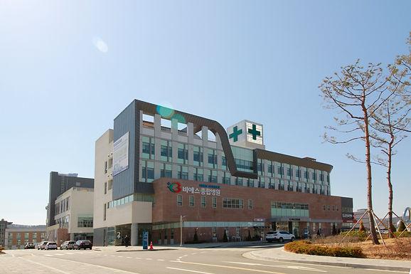강화군 종합의료센터(400병상)