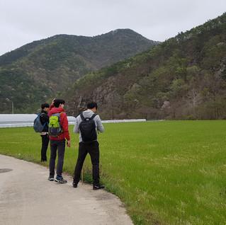 19.04.19 경북 문경 트래킹