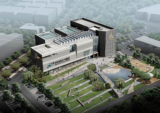 전북대학교박물관현상설계