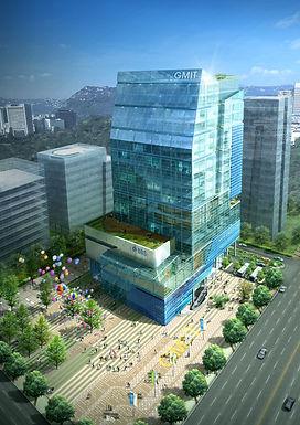 상암동 국제IT센터(GMIT)