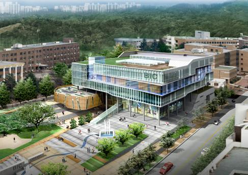 전북대학교BIC도서관현상설계