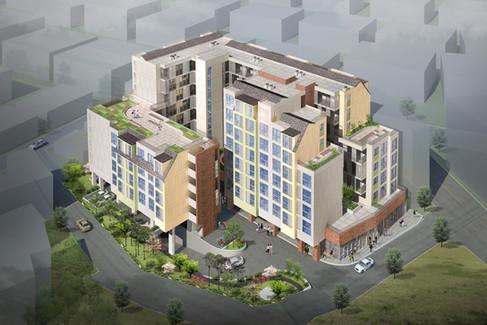 공주 도시형 생활주택