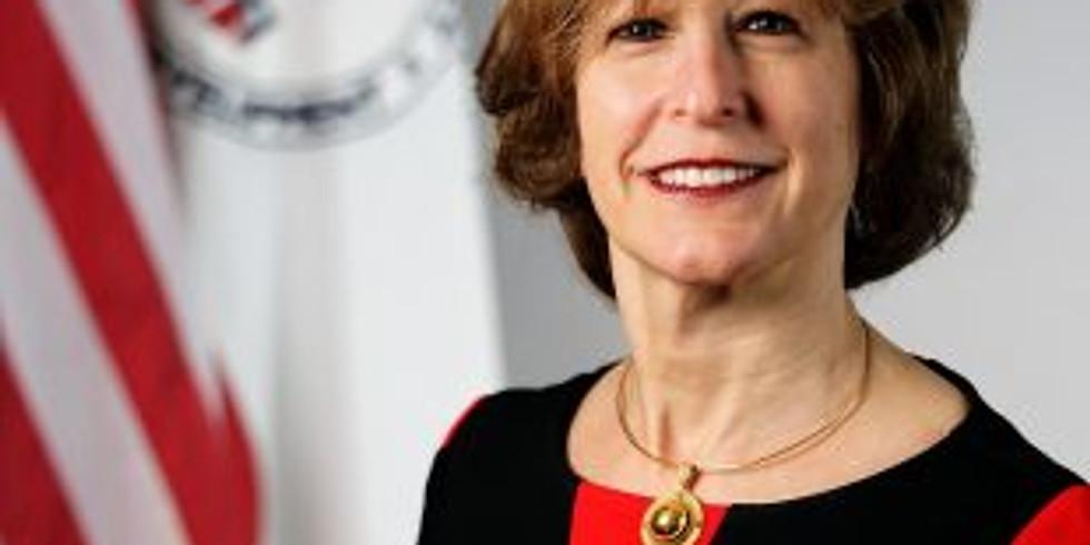 USAID Deputy Administrator, Bonnie Glick